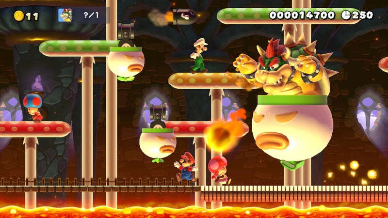 Mario Maker 2 Player Finds Useful Trick For Making Randomized Levels