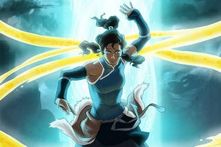 Illustration for article titled Oh, Legend of Korra fans... Come out and pla-a-ay!