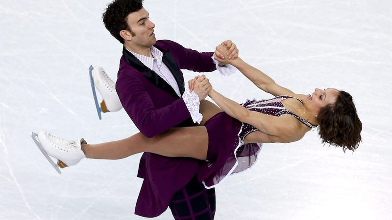 These Figure Skating Pairs Are Actual Couples IRL