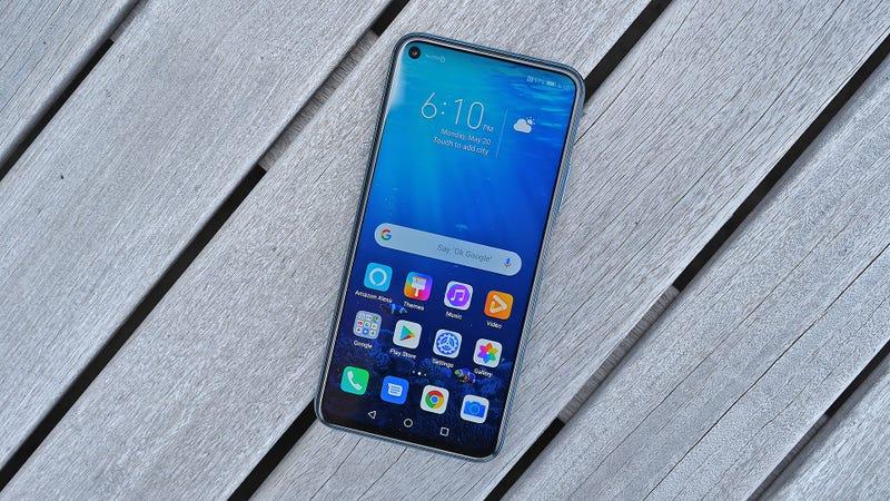 Honor View 20, el último teléfono de Huawei