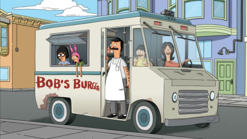 Illustration for article titled The cast of Bob's Burgers is going on tour again