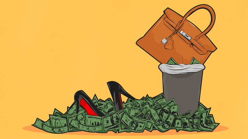 """Illustration for article titled Sometimes an """"Investment Piece"""" Is Just a Waste of Money"""