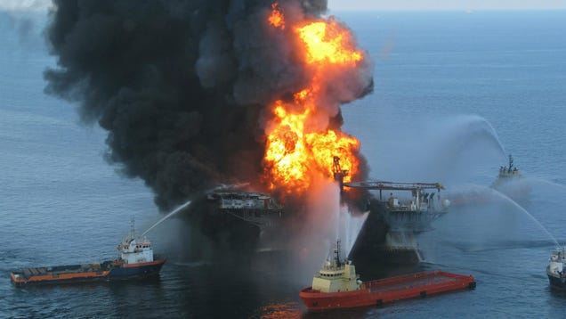 Oil From the 2010 Deepwater Horizon Disaster Continues to Spread in Disturbing Ways