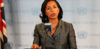 U.S. Ambassador to the United Nations Susan Rice (Spencer Platt/Getty Images News)