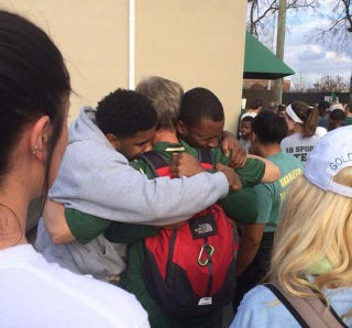 Illustration for article titled Players Cry And Students Boo As UAB Announces End Of Football Team