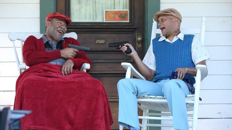 """Illustration for article titled Key & Peele: """"Season Two, Episode Two"""""""