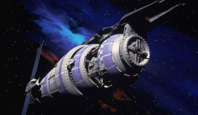 Illustration for article titled The Strange, Secret Evolution of Babylon 5