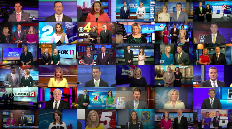 How Local News Stations Are Rebelling Against Their Sinclair
