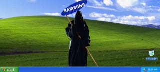 Illustration for article titled Samsung Disables Windows Updates to Favor Its Own Crappy Bloatware