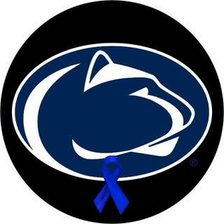 """Illustration for article titled Penn State Fans Plan """"Blueout"""" For Saturday's Game To Protest Child Abuse"""