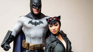 Illustration for article titled Brilliant Cosplay Drags Batman: Arkham City Straight Off Your TV Screen