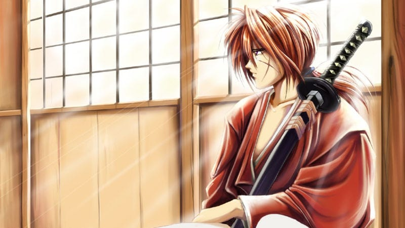 Illustration for article titled An apreciation of Rurouni Kenshin