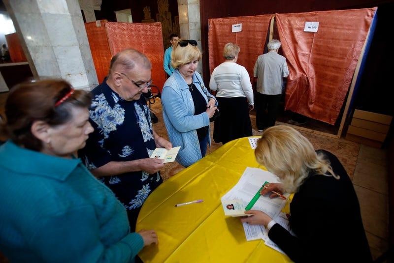 Illustration for article titled Népszavazást tartanak két ukrán megye függetlenségéről