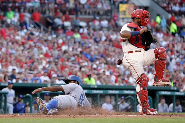 The Cardinals Lost Their 45th Game