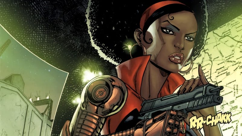 Luke Cage's Misty Knight In Iron Fist Plus Spinoff Show?