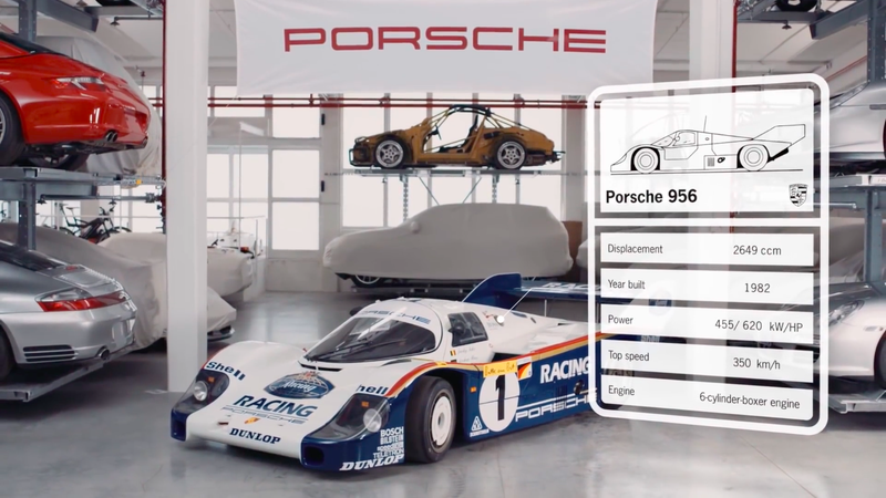 Illustration for article titled Here's More Awesome Footage Of The All-Conquering Porsche 956