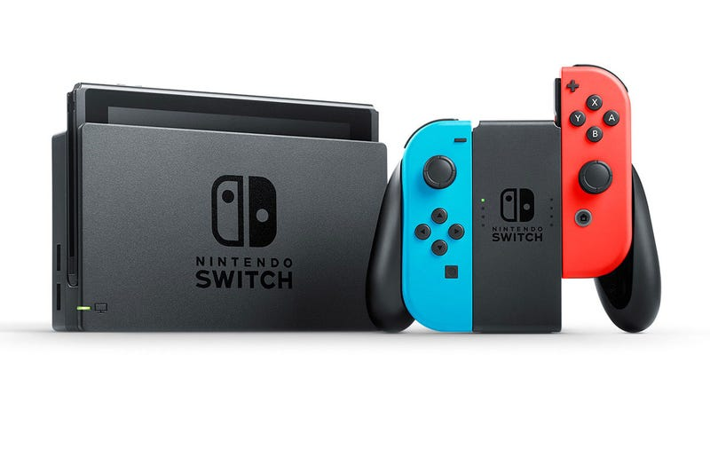Nintendo Switch is Not a 3DS Replacement