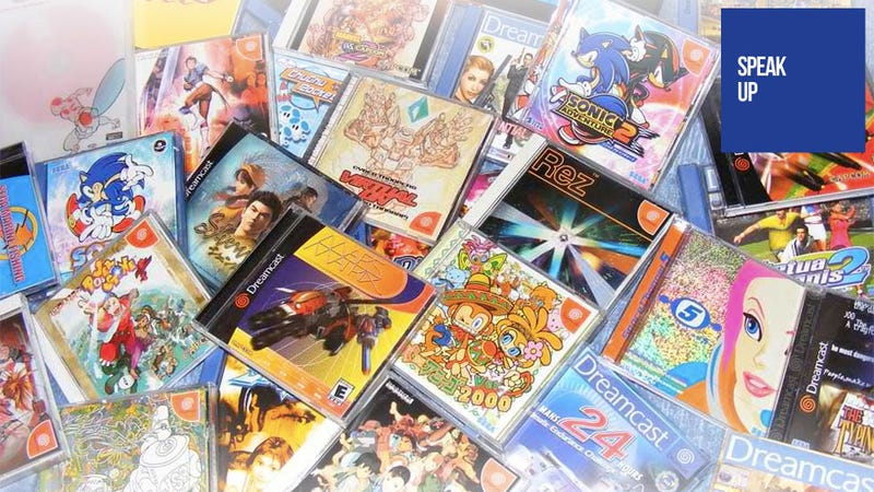 Illustration for article titled What Games Would You Suggest To a New Dreamcast Owner?