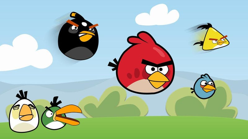 Illustration for article titled Even Angry Birds Can Spy On You, According To NSA Leak