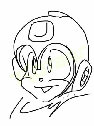 Illustration for article titled Mega Man on the iPad