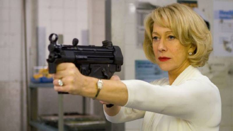 "Illustration for article titled Helen Mirren's ""great ambition"" is to be a Fast And Furious villain"