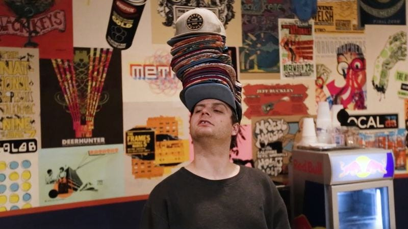 Mac DeMarco trying on too many hats for The A.V. Club