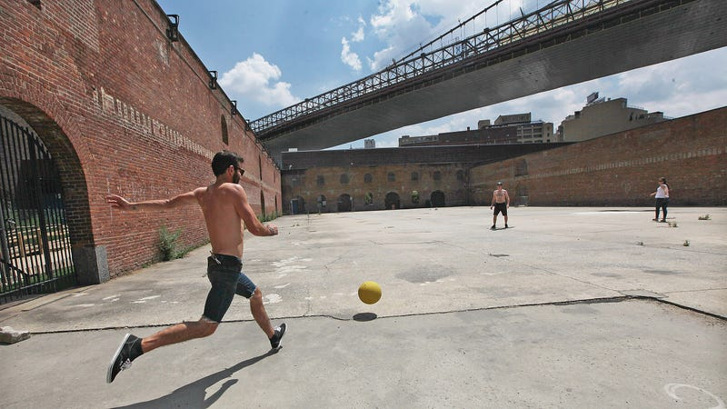 Illustration for article titled Woman Seeking Ban Suggests Kickball League Is Worse Than Drugs, Gangs
