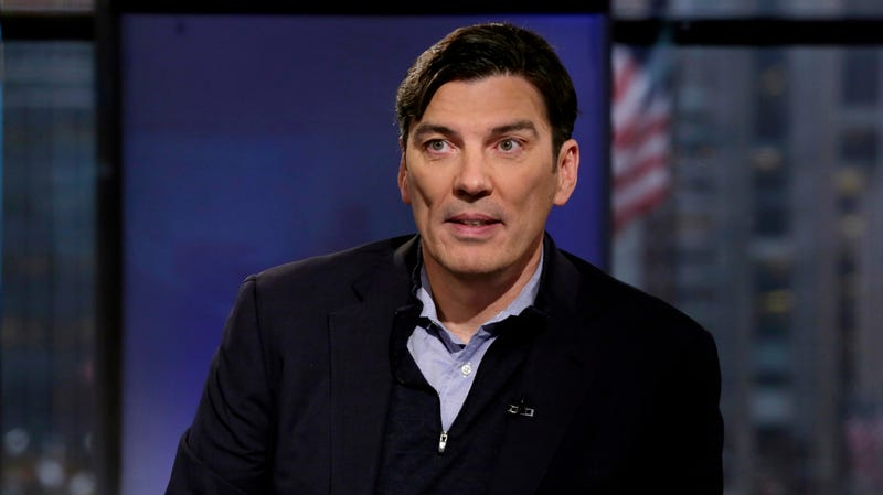 Then-AOL CEO Tim Armstrong in 2014.