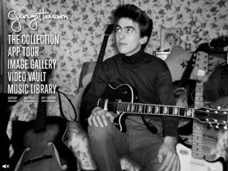 Illustration for article titled George Harrison Gallery