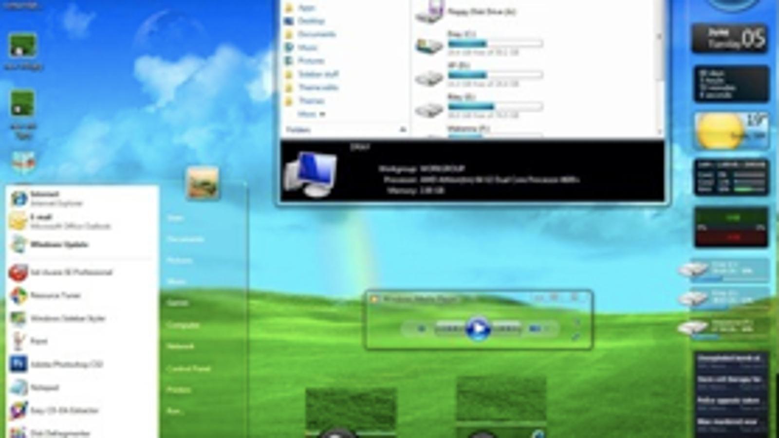 free upgrade windows vista