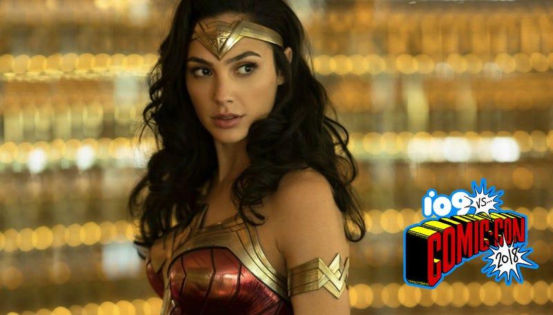 Wonder Woman is back in Wonder Woman 1984.