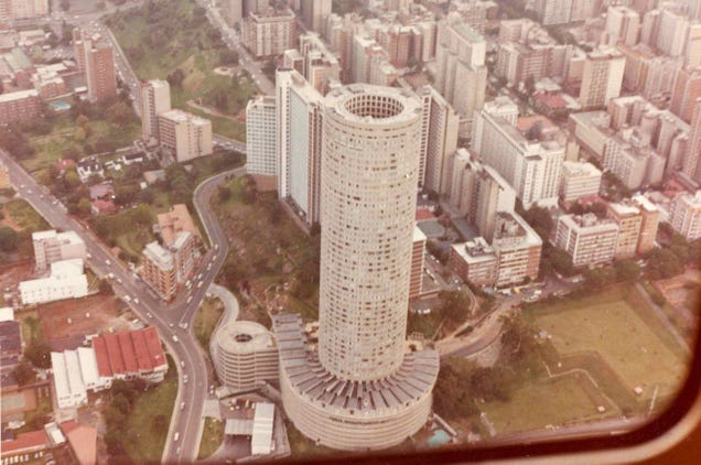 The Many Lives Of Johannesburg S Notorious Ponte Tower