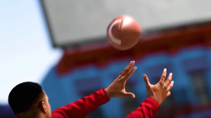 Illustration for article titled There Will Be A Football Mini-Game In NBA 2K19. Hmmm.