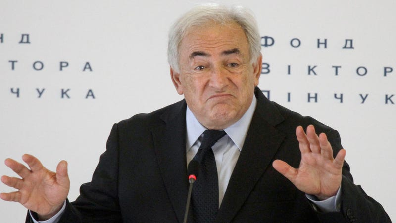 Illustration for article titled Dominique Strauss-Kahn Is Trying to Rebrand Himself As a Libertine, Not a Rapist