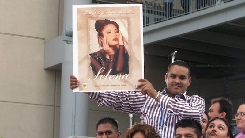 Illustration for article titled Selena Is Finally Getting Her Star on the Hollywood Walk of Fame