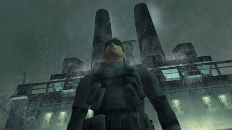Illustration for article titled Would You Care For A Metal Gear Solid 'HD' Collection?