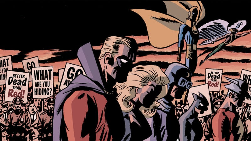 Illustration for article titled Why Darwyn Cooke Was One of the Best Comics Artists of This Generation