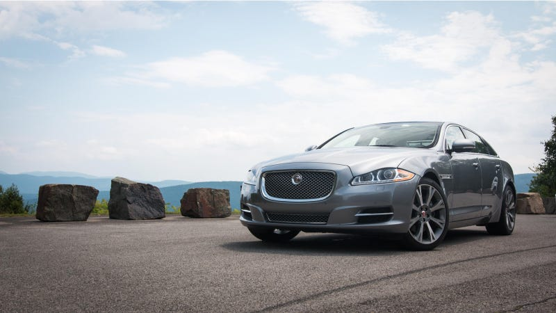 The Jaguar XJ Is A Big, Expensive Luxury Performance Sedan That May Not  Have The Precision Of The Germans, But Itu0027s Definitely Got More Soul.