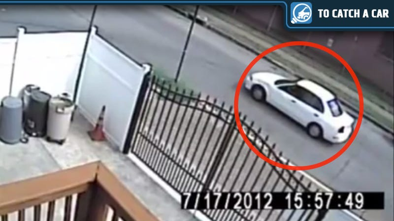 Illustration for article titled Identify This Car And Help Catch A Guy Who Tried To Abduct A 10-Year-Old Girl In Philly On Tuesday (UPDATE)