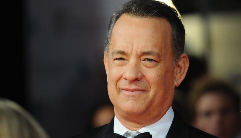 Illustration for article titled Tom Hanks Continues His Streak of Charming Anecdotes