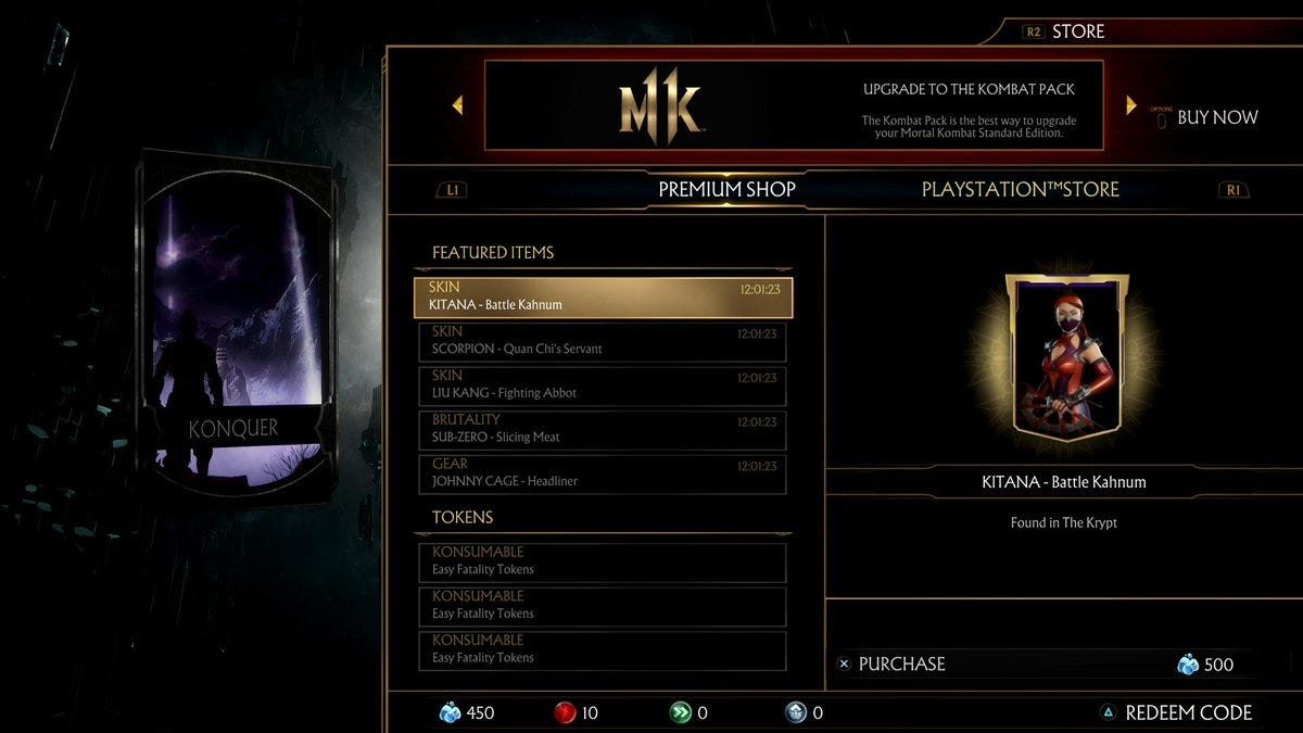 Mortal Kombat 11, One Month Later