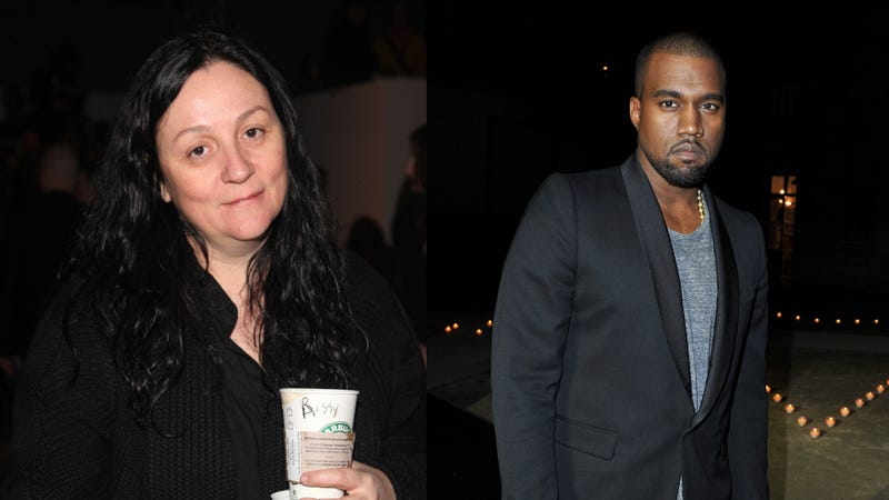 Illustration for article titled Kanye Is 'Arrogant' for Thinking He Can Do Fashion, Says Kelly Cutrone