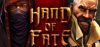 Illustration for article titled Hand of Fate: It's All in the Cards