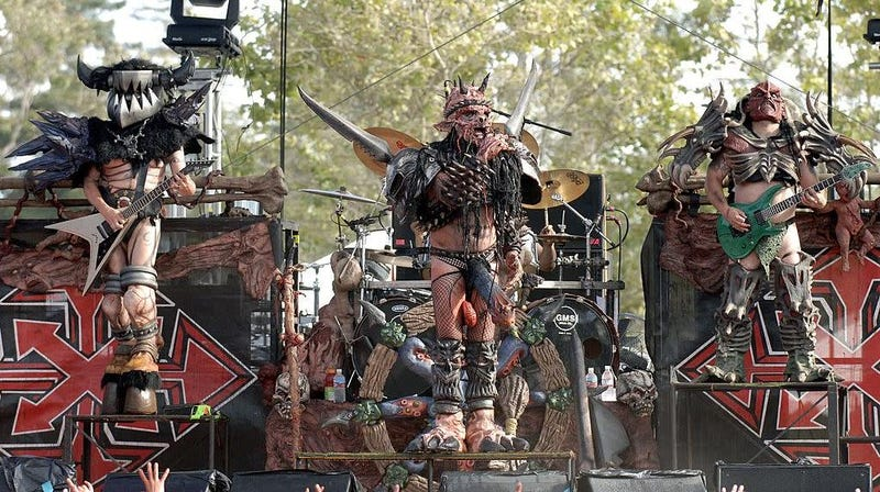 Illustration for article titled The universe trembles as Empire Records' Ethan Embry seeks revenge against GWAR