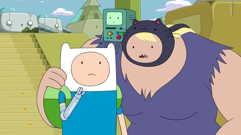 Adventure Time Islands Ends With A Poignant Meeting And
