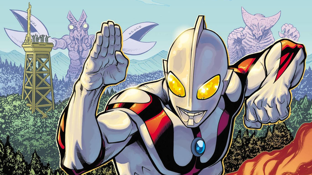Marvel Will Launch The Rise of Ultraman Comic Later This Year