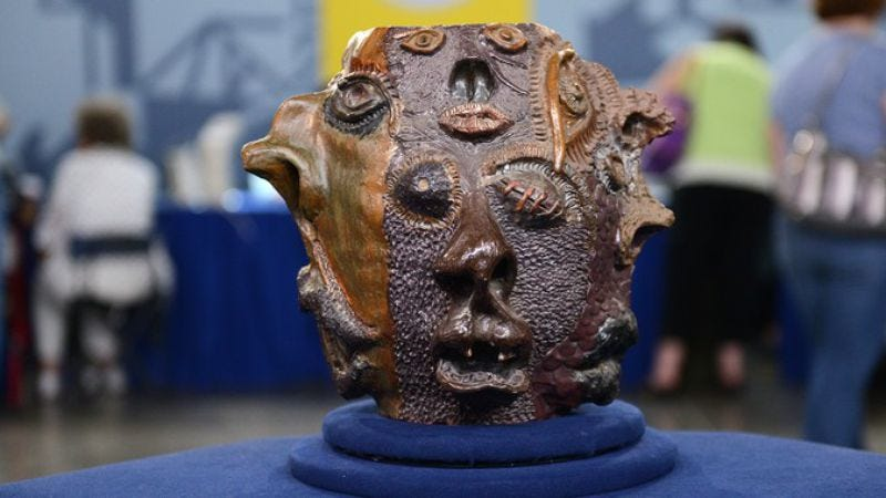 Illustration for article titled Antiques Roadshow accidentally appraised a high school art project at $50,000