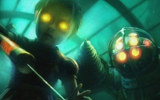 Illustration for article titled BioShock 2 is Entitled to February's Top Spot for U.S. Sales