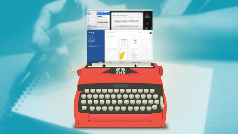 Writers use PC or Apple computer to write novels?