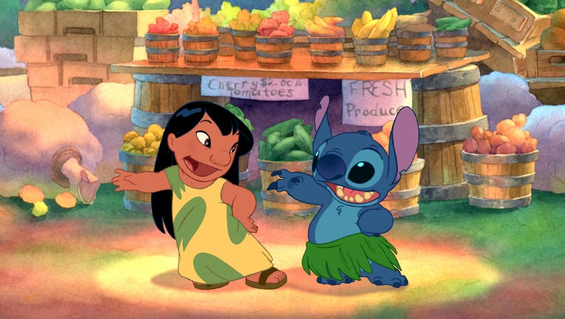The 2002 film Lilo & Stitch is getting Disney's live-action treatment.